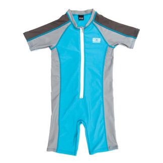 Ocean & Earth Toddler Zip Front Sun Suit