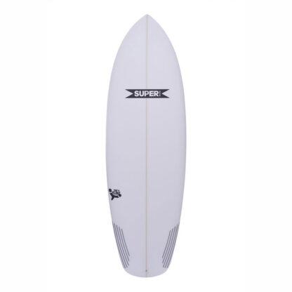 Superbrand Fling Surfboard Futures
