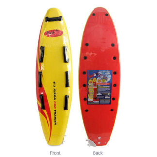 Redback Kirra Pro Soft Nipper Surf Trainer Softboard