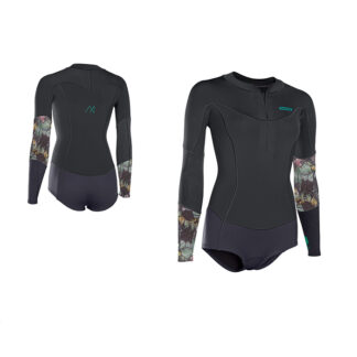 ION Wetsuit BS Muse Hot Shorty LS 2 NZ DL