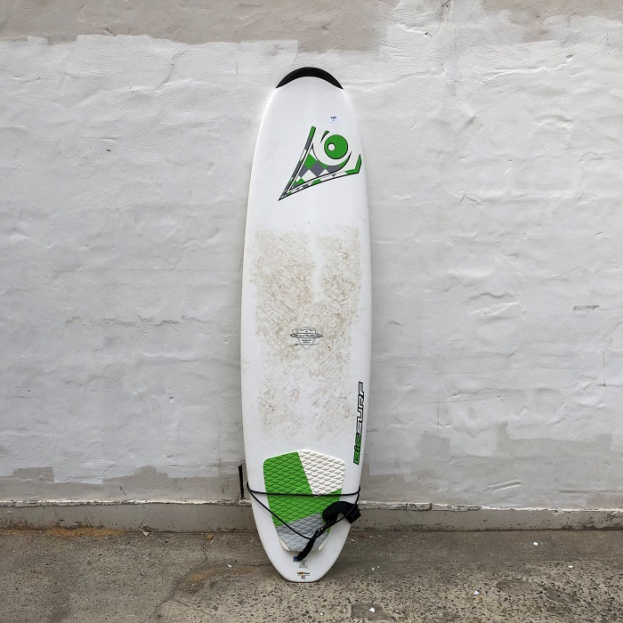 7465d55db5 7'0 BIC Egg Second Hand Surfboard