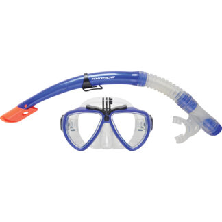Mirage Camera Pro Mask Snorkel Set