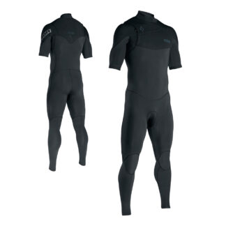 ION Wetsuit BS Onyx Core Semidry SS 3-2mm Fz DL Wetsuits