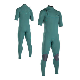 Ion Onyx Amp Mens Wetsuit Steamer SS 3-2mm Zipless
