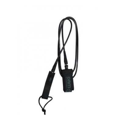 OAM Regular 6' Leash Black