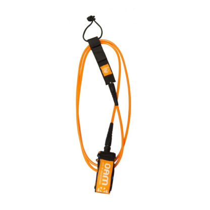 OAM Regular 6' Leash Orange Pineapple