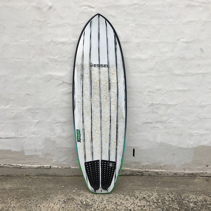 9b9fca4617 6'0 Vessel Second Hand Surfboard