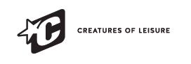 Creatures of Leisure Logo