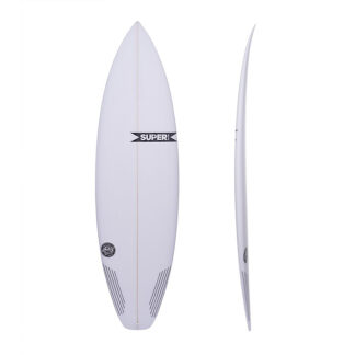 Superbrand Mad Cat Surfboard FCS II