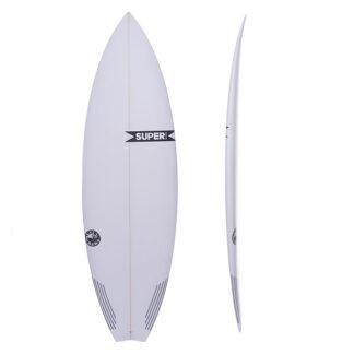 Superbrand Tazer Surfboard FCSII