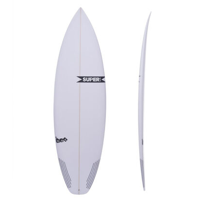 Superbrand Toy X Surfboard Futures