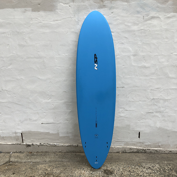 7 2 NSP Second Hand Surfboard - BUY ONLINE! - Manly Surfboards 0adbed073