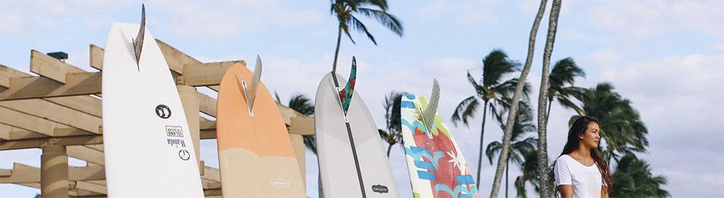 Choosing Longboard Fins Longboards On Wall