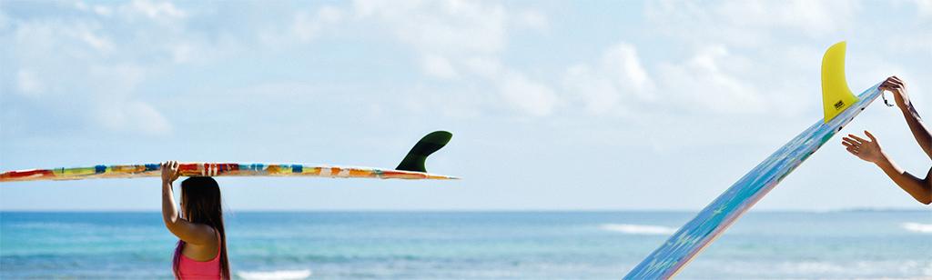 Choosing Longboard Fins Two Boards
