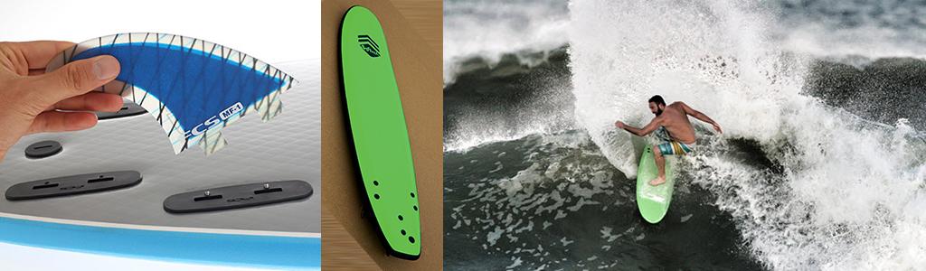 Choosing Surfboard Fins Stiff Fins