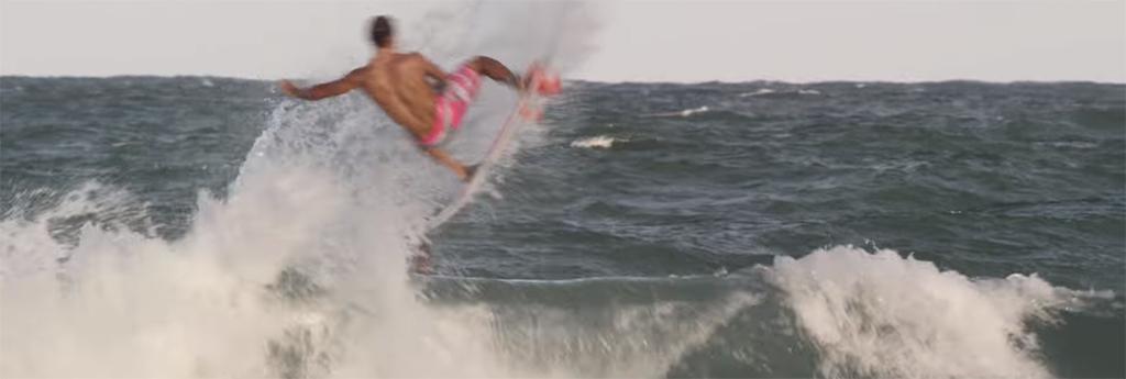 Choosing Surfboard Fins Julian Wilson Testing
