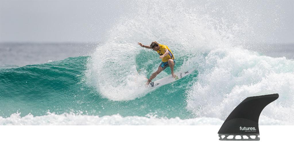 Choosing Surfboard Fins John John Florence Fin For Control