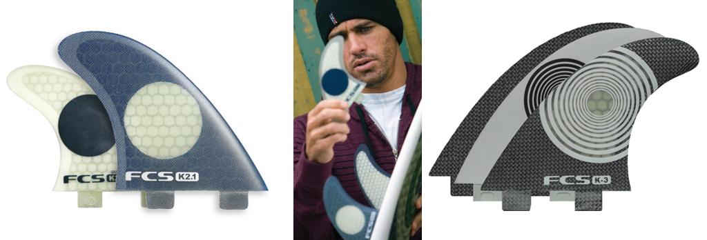 Choosing Surfboard Fins Kelly Slater Signature Fins