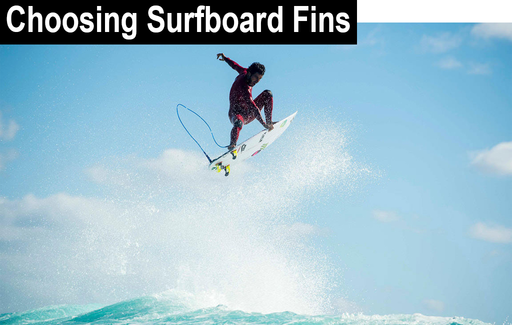 Choosing Surfboard Fins Main
