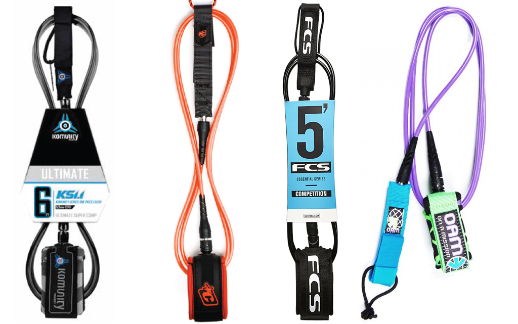 Surfboard Leash Comp Leashes