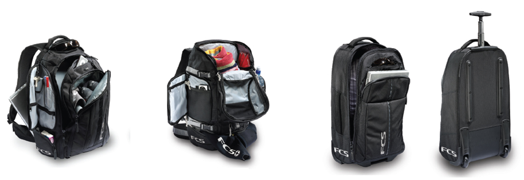 FCS Surf Advantage Backpacks