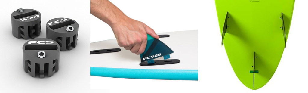 FCS Surf Advantage Traditional FCS