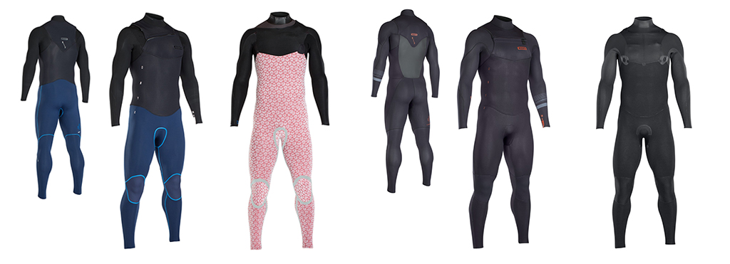 ION Wetsuits Onyx Select Wetsuit Element Wetsuit