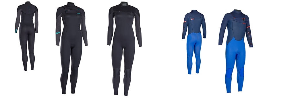 ION Wetsuits Trinity Womens Wetsuit Kids Element Wetsuit