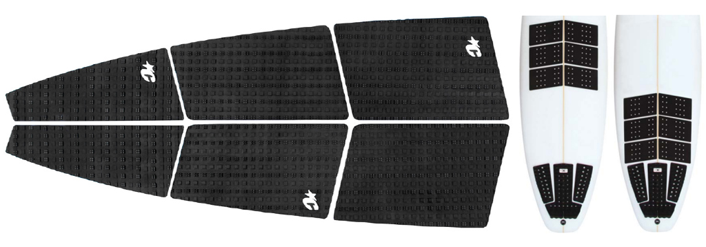 Surfboard Traction SUP Longboard Grip