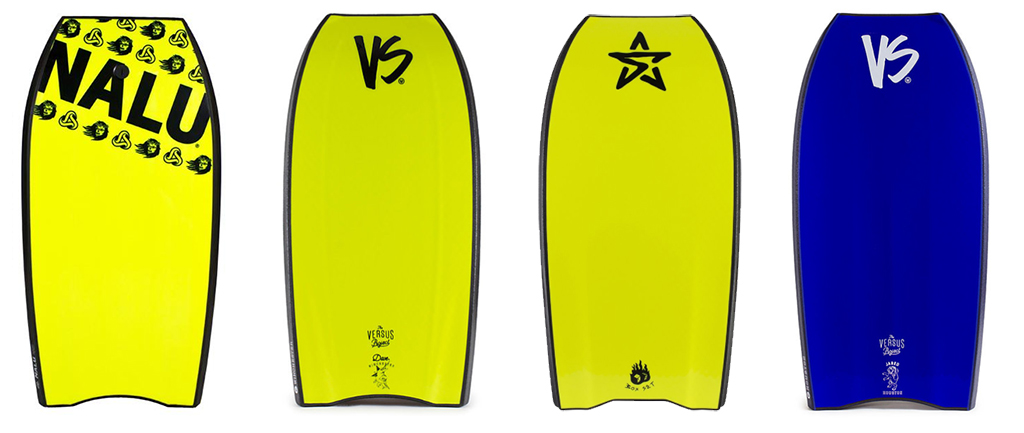 Bodyboarding Channels Nalu VS Project Stealth
