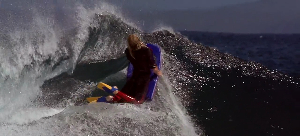 Bodyboarding VS Project Dave Winchester