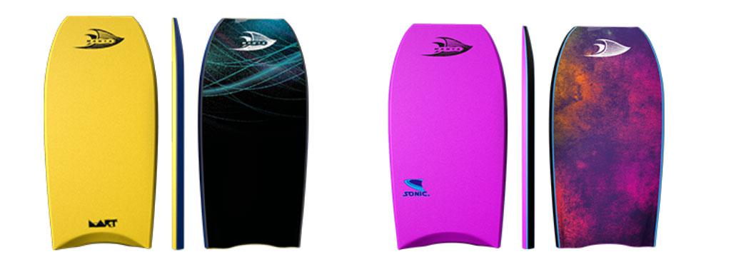 Manta Bodyboards Dart Bodyboard Sonic Bodyboard