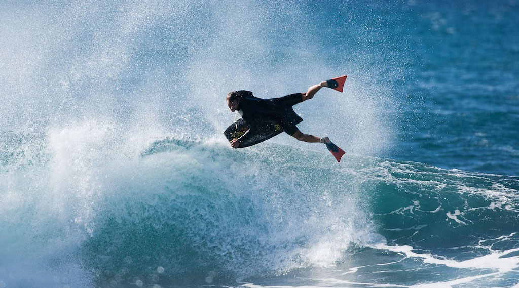 NMD Bodyboards Ben Player Style and Finesse