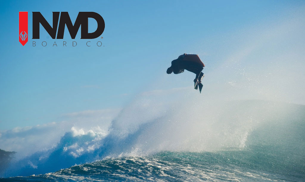 NMD Bodyboards Ben Player