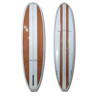 Point Classic Mini Mal Wood Design Surfboard
