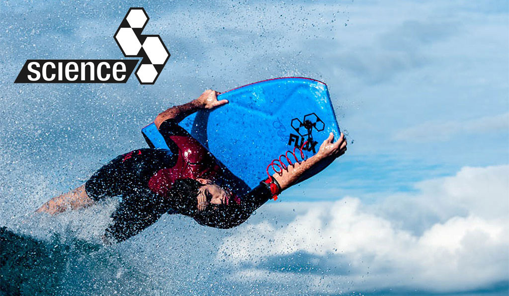 Science Bodyboards Blake McKenzie
