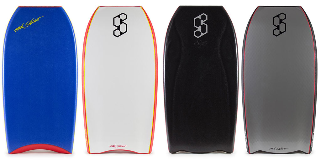 Science Bodyboards Style Limited and Style Loaded Bat Tail