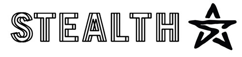 Stealth Bodyboards Logo