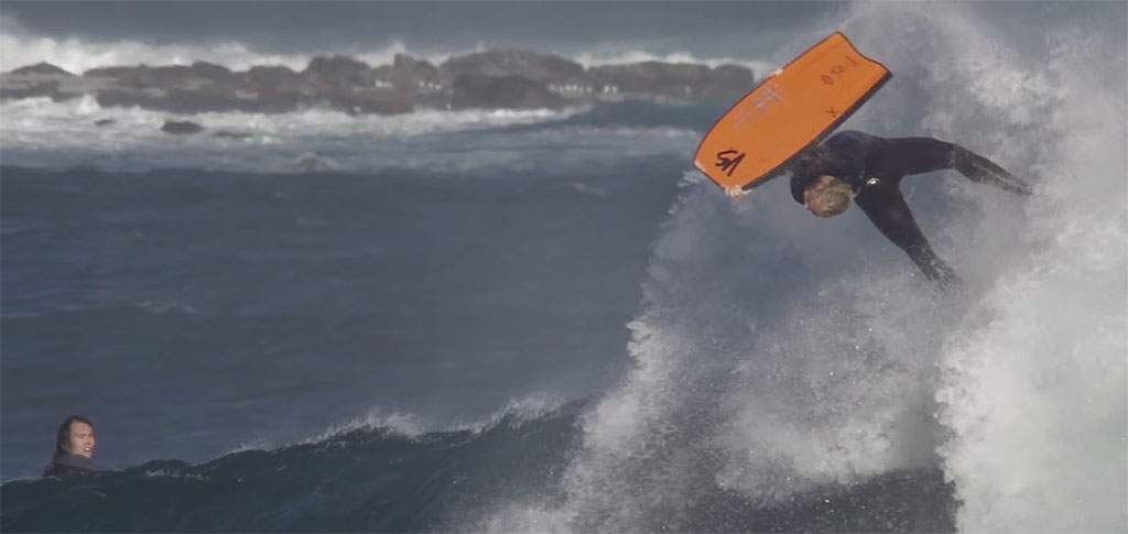 VS Bodyboards Dave Winchester Air Control