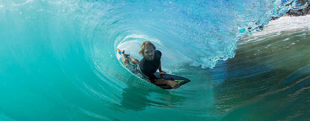 VS Bodyboards Dave Winchester Barrel