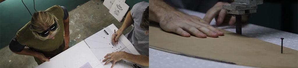 VS Bodyboards Design Process