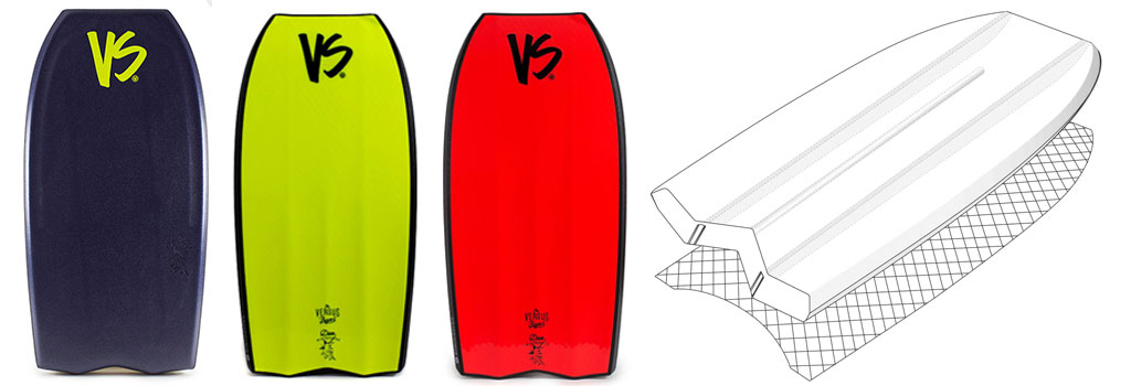 VS Bodyboards Wi-Fly