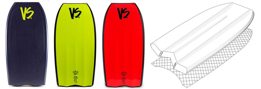 VS Bodyboards Wi-Fly