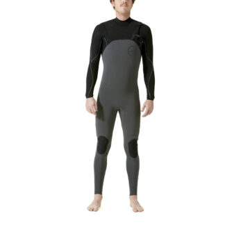 C-SKINS Wired Mens Wetsuit Steamer 2-2mm Chest Zip