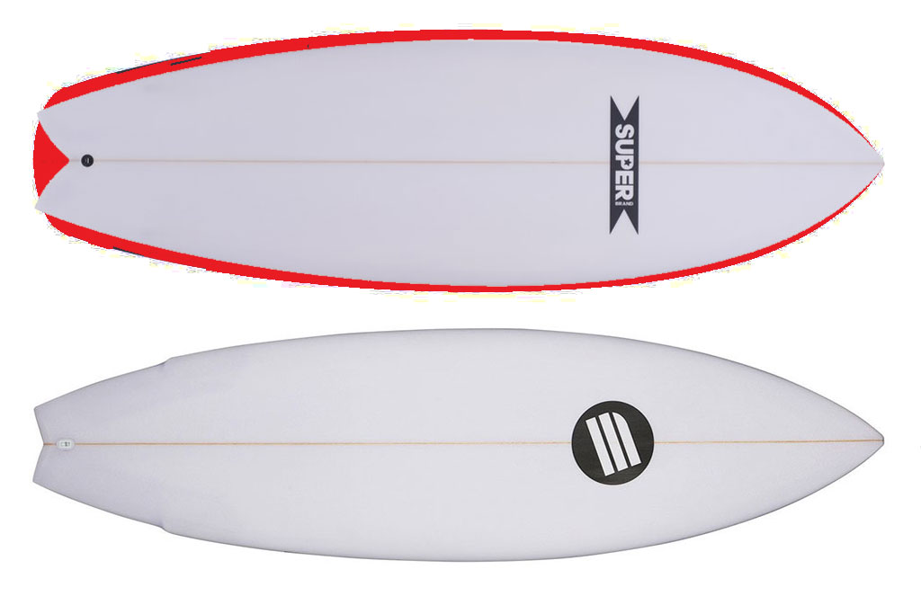 How To Choose A Surfboard Not Fish Boards Superbrand Siamese Twin Emery Wedge