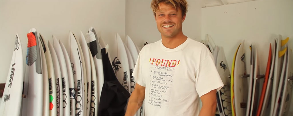 How To Choose A Surfboard Dane Reynolds Magic Boards