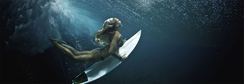 How To Choose A Surfboard Duck Diving A Shortboard