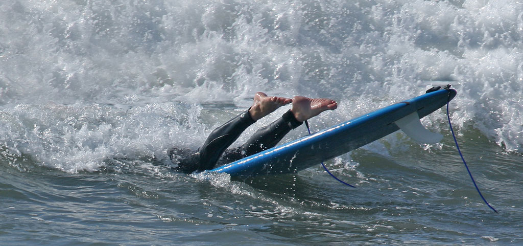 How To Choose A Surfboard Duck Diving A Longboard