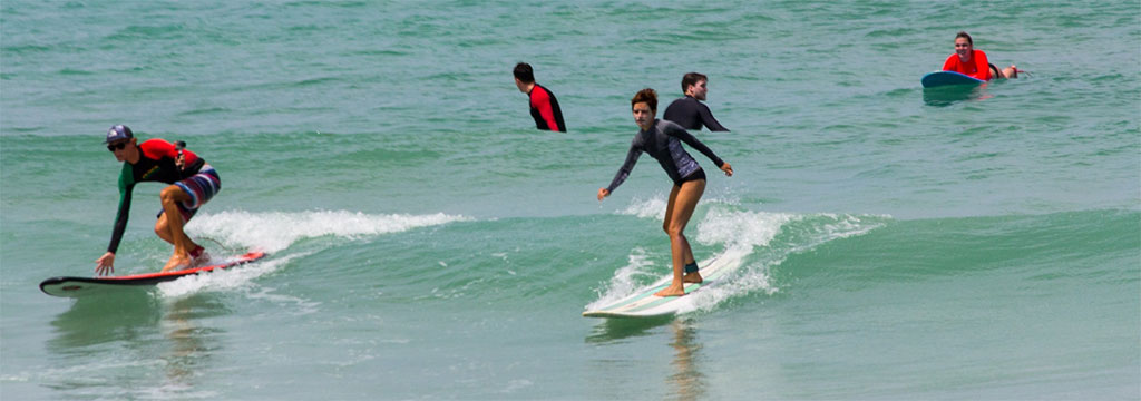 How To Choose A Surfboard Ideal Beginner Waves