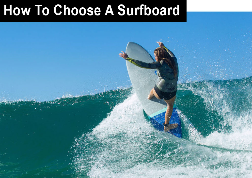How To Choose A Surfboard NSP Main Image